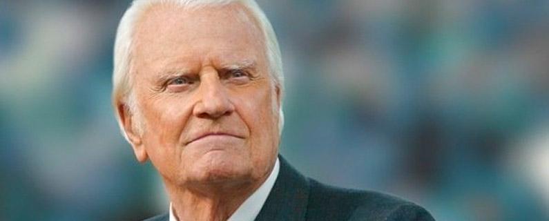 Morre o evangelista americano Billy Graham