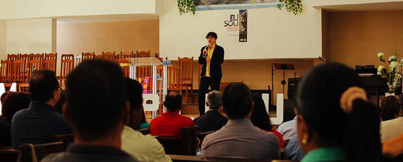 Capacitando igrejas