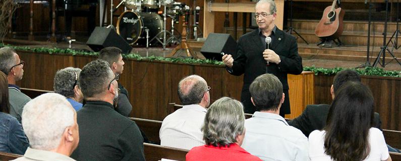 Pequenos Grupos Multiplicadores desenvolvem liderança e discipulado em igrejas cariocas