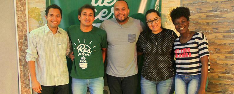 Nova diretoria eleita pela Juventude Batista Carioca