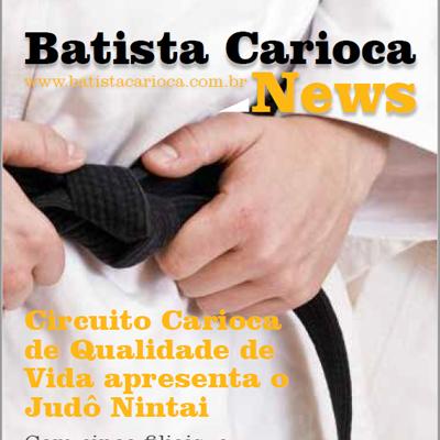 CCQV apresenta Judô Nintai