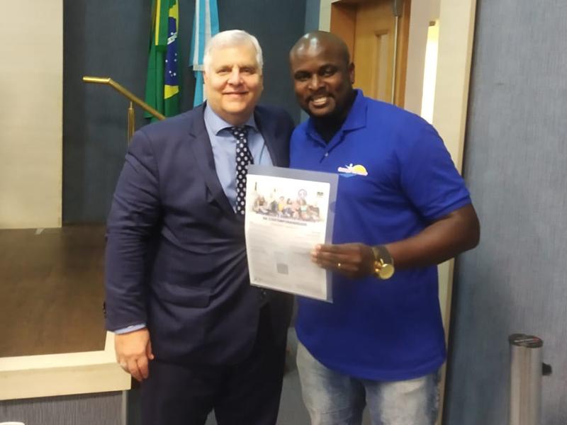 Missão prisional testemunha verdadeira transformação