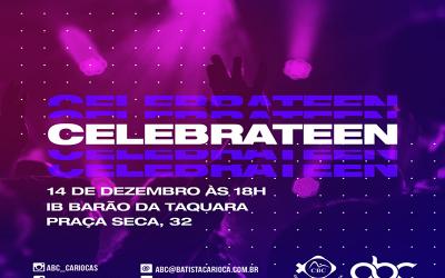 Adolescentes Batistas celebrarão o final do ano com um grande culto