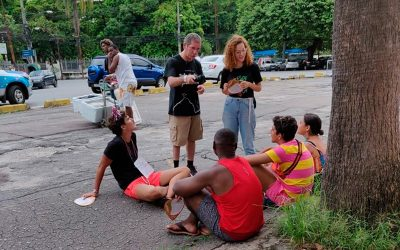 Evangelização no Carnaval