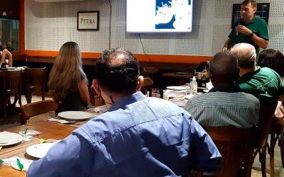 CBC realiza jantar com empresários em prol do Lar do Idoso
