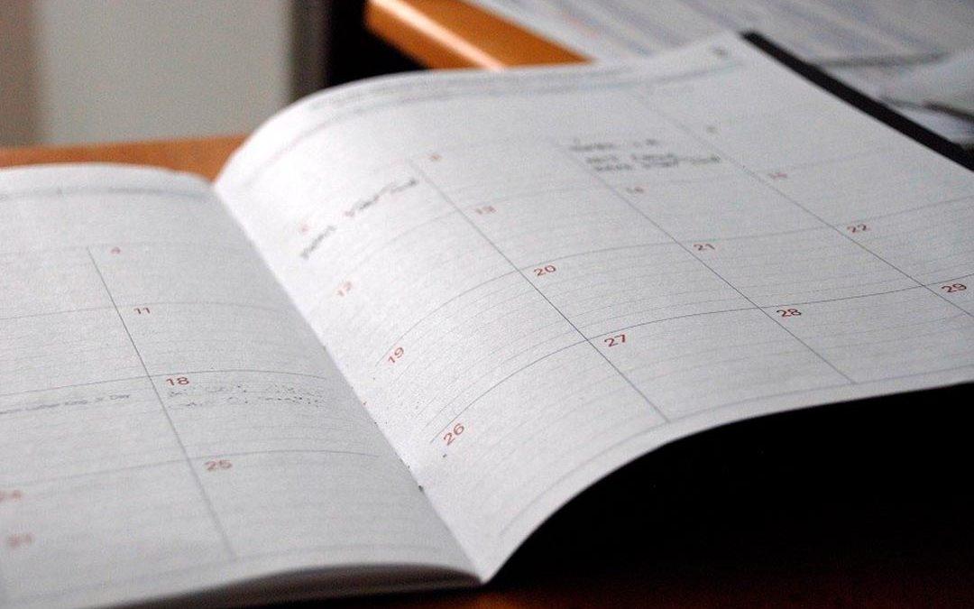 Atualização de cronograma de filiação OPBB-CA